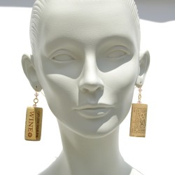copy of Earrings in...