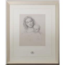 Dibujo Maternidad