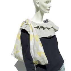 Azuma-Bukuro big bag Triangles