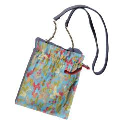 Kinchaku-Bukuro Cranes Bag