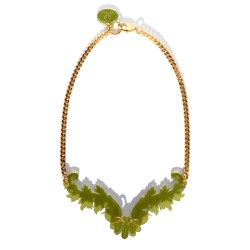 Green Necklace Juan Diaz...