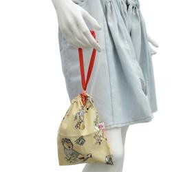 Bolsa Kinchaku-bukuro erizos