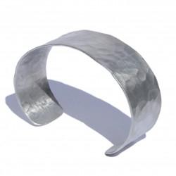 Pulsera Aluminio blanca...