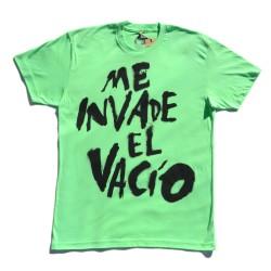 """Camiseta """"Me invade el vacío"""""""