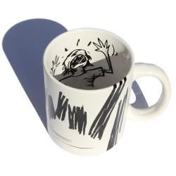 Mug Chaos in the city - Scream