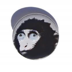 Chapa del mono con ojitos