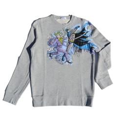 Gray Sweatshirt with...