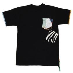 Black Short-sleeve T-shirt...