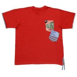 Red Short-sleeve T-shirt...