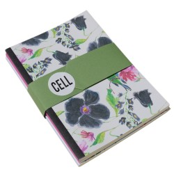 Pack 2 Cell Notebooks