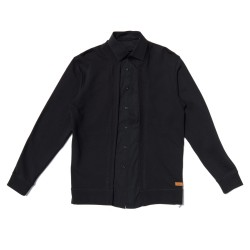 Black Sweatshirt with shirt...