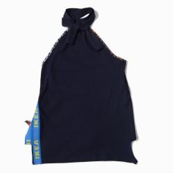 Navy blue IKEA top