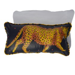 Funda de cojín de Leopardo