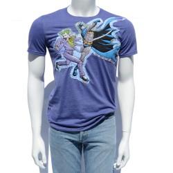 Camiseta apliques Bat-man...